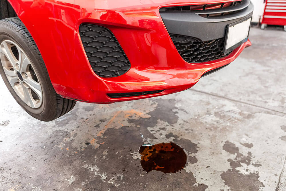 What Fluid Is Leaking From My Car?