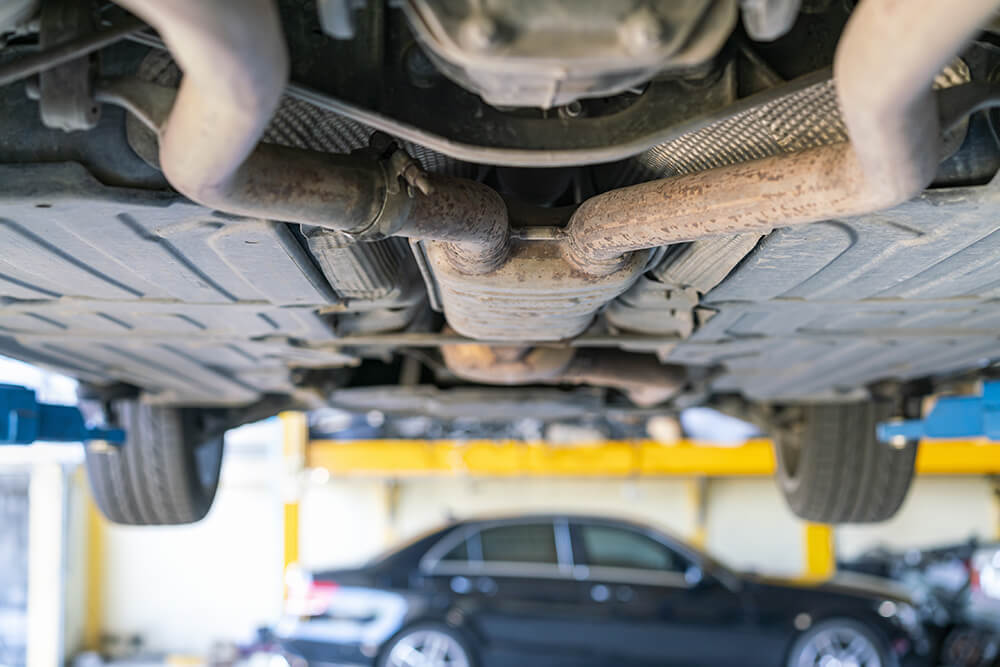 These 6 Signs Indicate Exhaust System Trouble